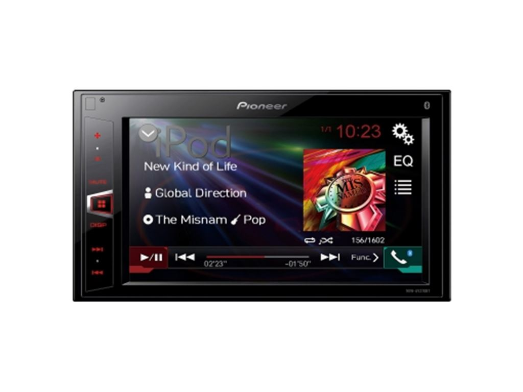 CarAudio Entertainment Sintomonitor Pioneer MVH-AV270BT