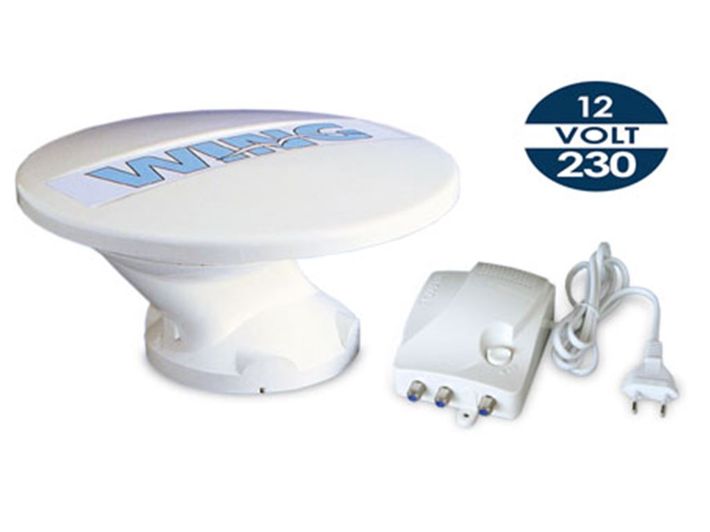 Antenne e Accessori Tv Antenne Omnidirezionali Teleco Antenna Omnidirezionale Wing 360°