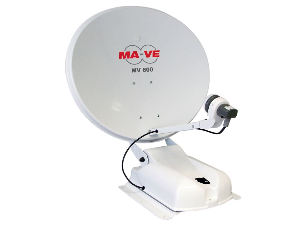 Antenne e Accessori Tv Sistemi Satellitari MA-VE Antenna MV 600