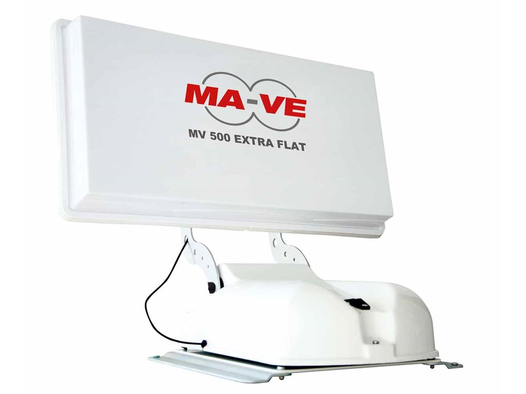 Antenne e Accessori Tv Sistemi Satellitari MA-VE Antenna MV 500 EXTRA FLAT
