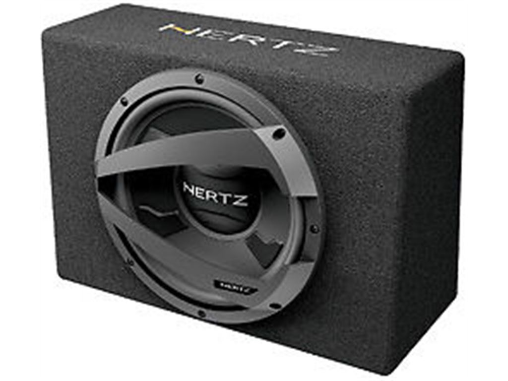 CarAudio Entertainment Subwoofer Hertz DBX 25.3