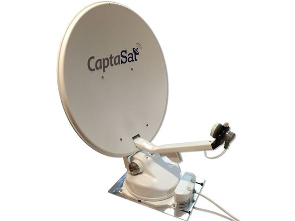 Antenne e Accessori Tv Sistemi Satellitari Capta Sat Antenna Satellitare Automatica Motorizzata