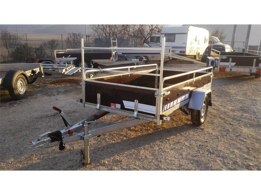 Odc Trailer Import Wood 250/750 nuovo foto 1