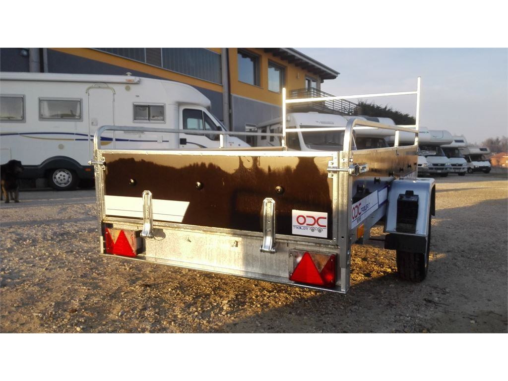 Odc Trailer Import Wood 250/750 nuovo foto 3