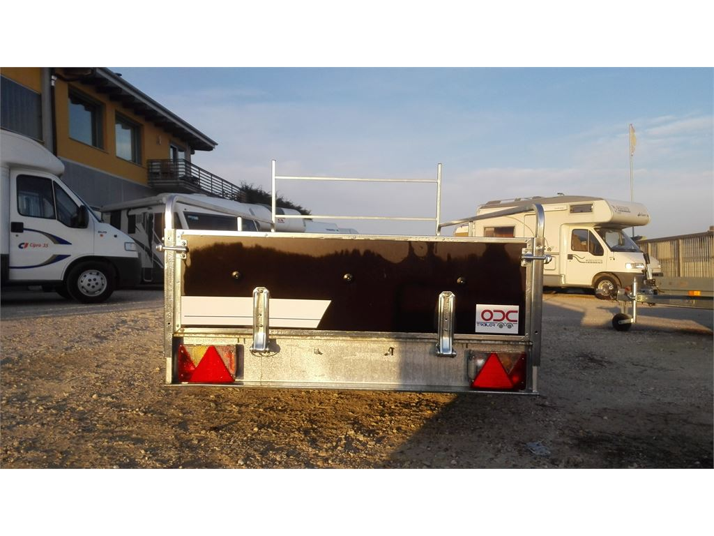 Odc Trailer Import Wood 250/750 nuovo foto 4
