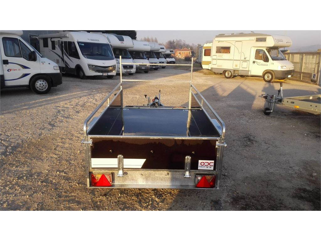 Odc Trailer Import Wood 250/750 nuovo foto 5